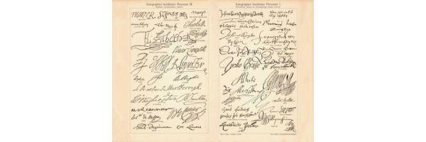 DFB Autographen