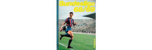 Bergmann Bundesliga 68/69