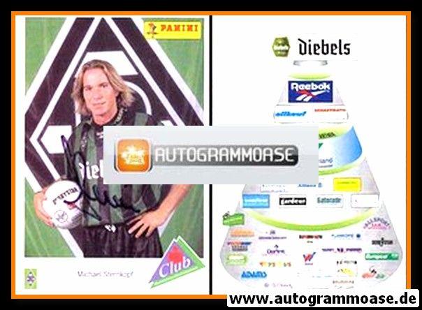 Autogramm Fussball | Borussia Mönchengladbach | 1995 | Michael STERNKOPF