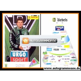 Autogramm Fussball   Borussia Mönchengladbach   1995   Wolfgang STIELS