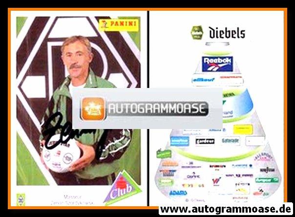 Autogramm Fussball | Borussia Mönchengladbach | 1995 | Zenon SZORDYKOWSKI