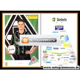 Autogramm Fussball | Borussia Mönchengladbach | 1995 | Dirk WOLF