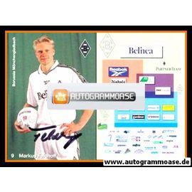 Autogramm Fussball   Borussia Mönchengladbach   1998   Markus FELDHOFF