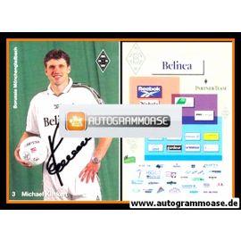 Autogramm Fussball | Borussia Mönchengladbach | 1998 | Michael KLINKERT