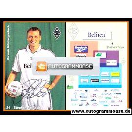 Autogramm Fussball | Borussia Mönchengladbach | 1998 | Stephan PASSLACK