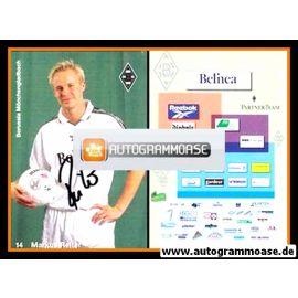 Autogramm Fussball | Borussia Mönchengladbach | 1998 | Markus REITER