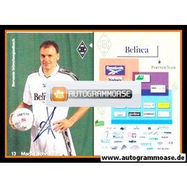 Autogramm Fussball   Borussia Mönchengladbach   1998   Martin SCHNEIDER