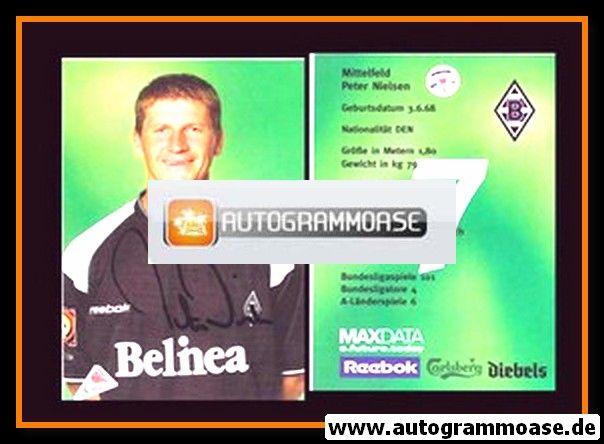Autogramm Fussball | Borussia Mönchengladbach | 2001 | Peter NIELSEN