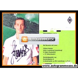 Autogramm Fussball | Borussia Mönchengladbach | 2003 | Jeff STRASSER