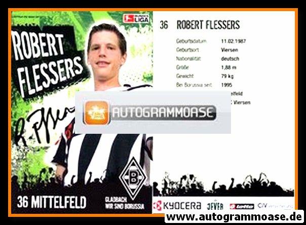 Autogramm Fussball | Borussia Mönchengladbach | 2006 | Robert FLESSERS