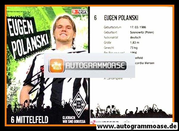 Autogramm Fussball | Borussia Mönchengladbach | 2006 | Eugen POLANSKI