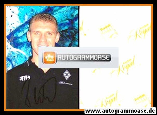 Autogramm Fussball | Borussia Mönchengladbach | 2002 Foto | Marcelo PLETSCH