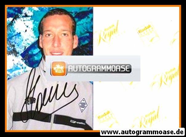 Autogramm Fussball | Borussia Mönchengladbach | 2002 Foto | Jeff STRASSER