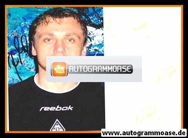 Autogramm Fussball   Borussia Mönchengladbach   2002 Foto   Ivo ULICH