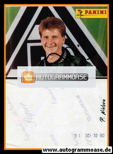 Autogramm Fussball   Borussia Mönchengladbach   2001 Foto   Peter NIELSEN (Querformat)