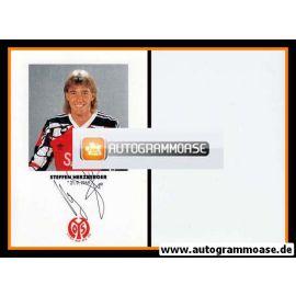 Autogramm Fussball | FSV Mainz 05 | 1991 | Steffen HERZBERGER