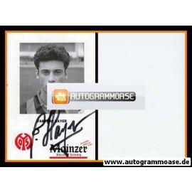 Autogramm Fussball   FSV Mainz 05   1992   Fabrizio HAYER