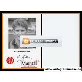 Autogramm Fussball | FSV Mainz 05 | 1992 | Waldemar KISCHKA
