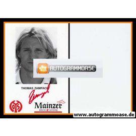 Autogramm Fussball   FSV Mainz 05   1993   Thomas ZAMPACH