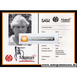 Autogramm Fussball | FSV Mainz 05 | 1994 | Derek ARNDT