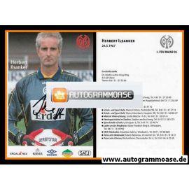 Autogramm Fussball | FSV Mainz 05 | 1999 | Herbert ILSANKER