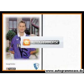 Autogramm Fussball   VfL Bochum   1996   Georgi DONKOV