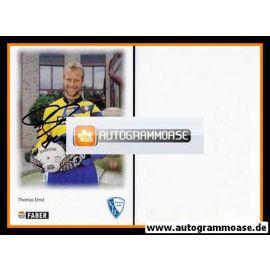 Autogramm Fussball | VfL Bochum | 1996 | Thomas ERNST