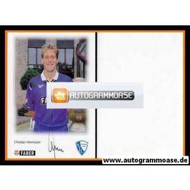 Autogramm Fussball | VfL Bochum | 1996 | Christian HERRMANN