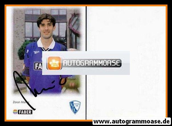 Autogramm Fussball | VfL Bochum | 1996 | Zoran MAMIC