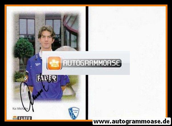 Autogramm Fussball   VfL Bochum   1996   Kai MICHALKE