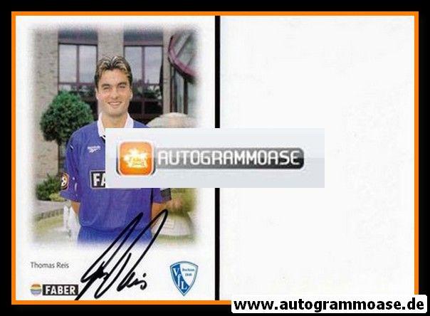 Autogramm Fussball   VfL Bochum   1996   Thomas REIS