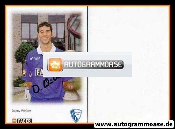 Autogramm Fussball | VfL Bochum | 1996 | Danny WINKLER