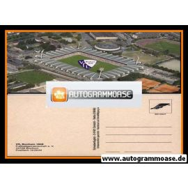 Autogrammkarte Fussball | VfL Bochum | 1996 | RUHRSTADION