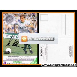 Autogramm Fussball | SV Werder Bremen | 1988 | Miroslav VOTAVA