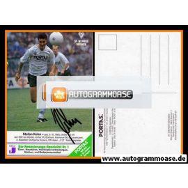 Autogramm Fussball   SV Werder Bremen   1991   Stefan KOHN
