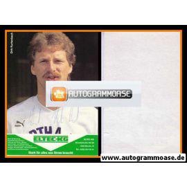 Autogramm Fussball | Hertha BSC Berlin | 1989 | Dirk KURTENBACH