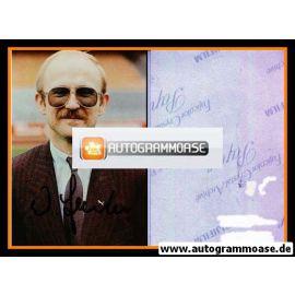 Autogramm Fussball   SV Werder Bremen   1990er Foto   Willi LEMKE