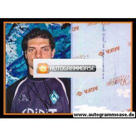 Autogramm Fussball | SV Werder Bremen | 2002 Foto | Angelos CHARISTEAS