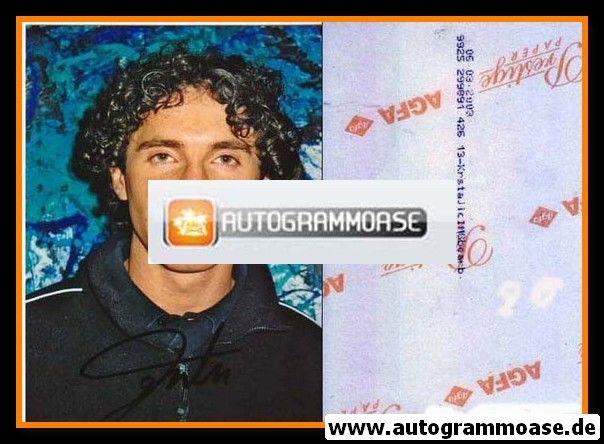 Autogramm Fussball | SV Werder Bremen | 2002 Foto | Krisztian LISZTES