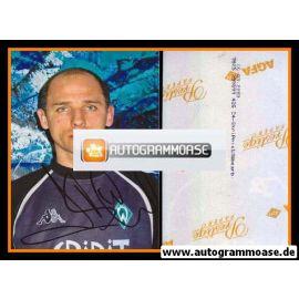 Autogramm Fussball | SV Werder Bremen | 2002 Foto | Victor SKRIPNIK