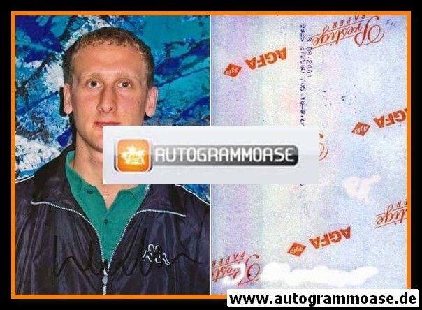 Autogramm Fussball   SV Werder Bremen   2002 Foto   Jakub WIERZCHOWSKI