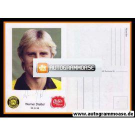 Autogramm Fussball | Borussia Dortmund | 1983 | Werner DRESSEL