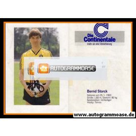 Autogramm Fussball | Borussia Dortmund | 1989 | Bernd STORCK