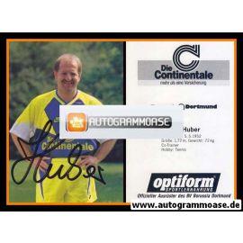 Autogramm Fussball   Borussia Dortmund   1990   Lothar HUBER