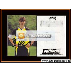 Autogramm Fussball   Borussia Dortmund   1990   Steffen KARL