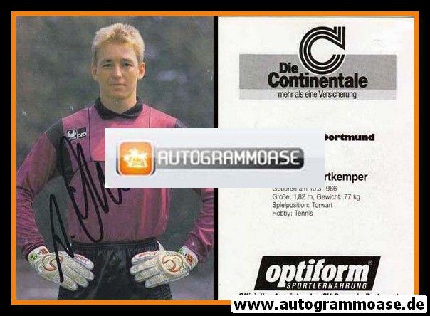 Autogramm Fussball | Borussia Dortmund | 1990 | Andreas ORTKEMPER