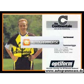 Autogramm Fussball | Borussia Dortmund | 1990 | Michael RUMMENIGGE