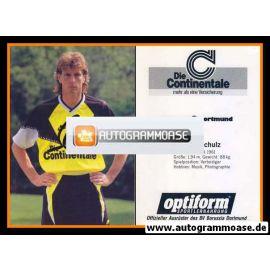 Autogramm Fussball | Borussia Dortmund | 1990 | Michael SCHULZ