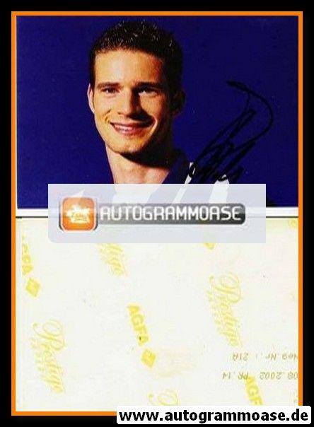 Autogramm Fussball | Hertha BSC Berlin | 2002 Foto | Arne FRIEDRICH (Querformat)