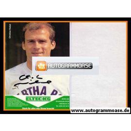 Autogramm Fussball | Hertha BSC Berlin | 1989 | Christian NIEBEL